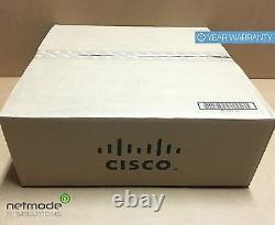 NEW Cisco WS-C3650-48PS-S 48 Port Gigabit PoE+ IP Base Switch 4x1G Uplink ports