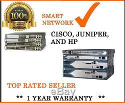 NEW Cisco WS-C3850-12XS-S 12 Port SFP+ IP Base Switch 350WAC Power