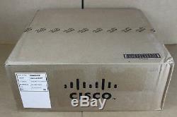 NEW Cisco WS-C3850-12XS-S IP Base Switch 12 SFP+ Port 350W AC Power