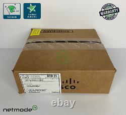 NEW Sealed Cisco AIR-CAP3702I-B-K9 Wireless Access Point Aironet 802.11ac 3702i
