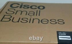 NEW Sealed Cisco SG350-52-K9 52-Port Gigabit Managed Switch