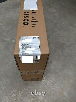 NEW Sealed Cisco WS-C2960X-24PS-L, FREE SHIPS TODAY FROM USA! ORIGINAL clean sn