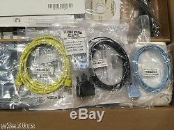 New Cisco2821 AC-IP VoIP C2821 NME-X-23ES-1G-P AIM-VPN/SSL2 PoE PVDM2-32 Gigabit