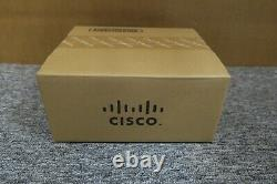 New Cisco AIR-CT2504-15-K9 2500 Series 4-Port Wireless Controller With 15 AP Lic