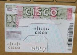 New Cisco Catalyst WS-C3850-24XUW-S 24x 10GbE UPOE 1U Switch + C3850-NM-2-10G