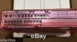 New Sealed Cisco 2821 C2821-VSEC-CCME/K9 CCX-50-CME-Bundle Voice+Security PoE