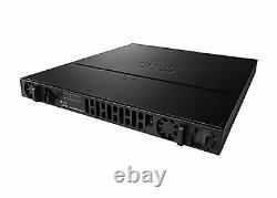 New Sealed Cisco ISR4431-AX/K9 ISR4431/K9 ISR4431 ISR 4431 Router
