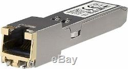 StarTech Cisco comp SFP+ Module 10000 10gbe 10GBASE-T RJ45 Copper Transceiver