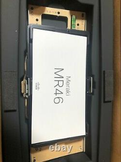 UNCLAIMED Cisco Meraki MR46 Cloud Managed Wireless Access Point MR46-HW