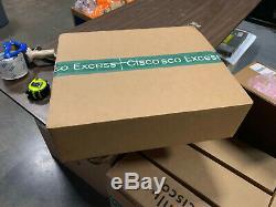 WS-C2960X-24PS-L NEW BULK Catalyst 2960-X 24 GigE PoE 370W 4 SFP LAN Base