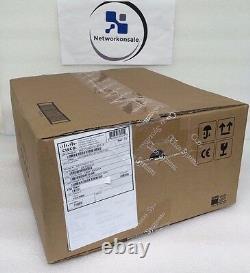 WS-C3560CX-8PC-S 3560-CX switch 8 GE PoE+ IP Base Switch NEWithSealed Cisco 1 yr