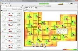 WiFi Predictive Design Using Ekahau From A CWNA, ECSE-D, ECSE-T, ECSE-A, CMNA
