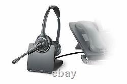 Wireless Headset for Cisco Office Desk Phone Plantronics CS520 Bundle